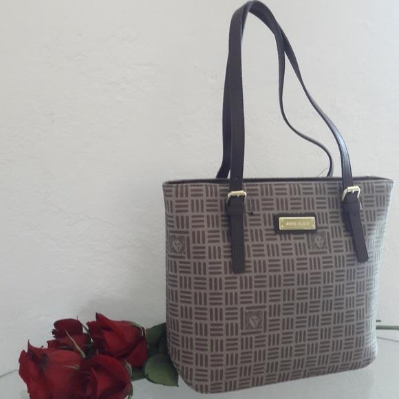 d2a7a30d7 Anne Klein Bags | Nwt Satchel Shoulder Bag Purse | Poshmark
